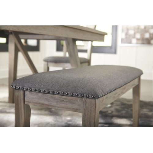 Aldwin Dining Bench