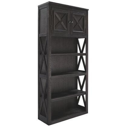 "Tyler Creek 74"" Bookcase"