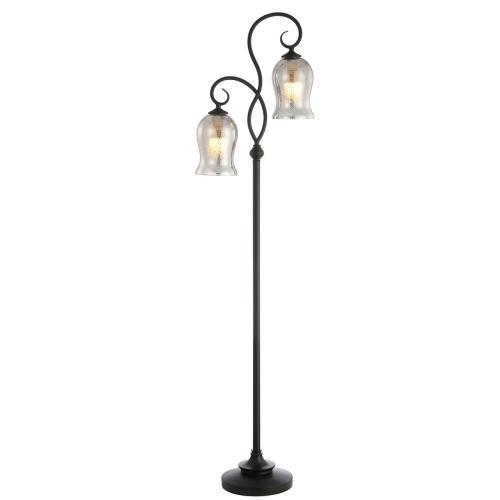 Claudia Floor Lamp - Black