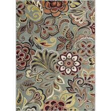Deco - DCO1023 Seafoam Rug (Multiple sizes available)