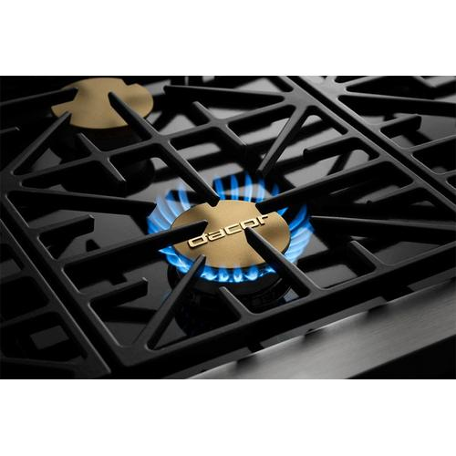 """48"""" Dual Fuel Pro Range, Silver Stainless Steel, Natural Gas"""