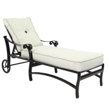 View Product - Bellanova Cushioned Chaise Lounge