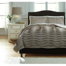 Timber and Tanning King Duvet Cover Set