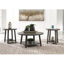 Caitbrook 3 Piece Table Set