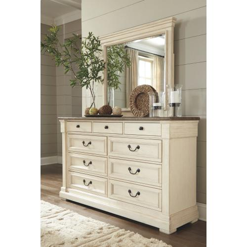 Bolanburg Dresser and Mirror
