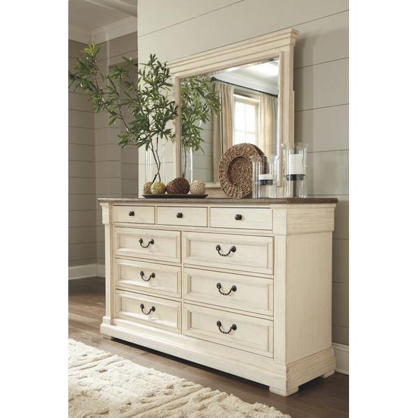 Bolanburg Dresser and Mirror