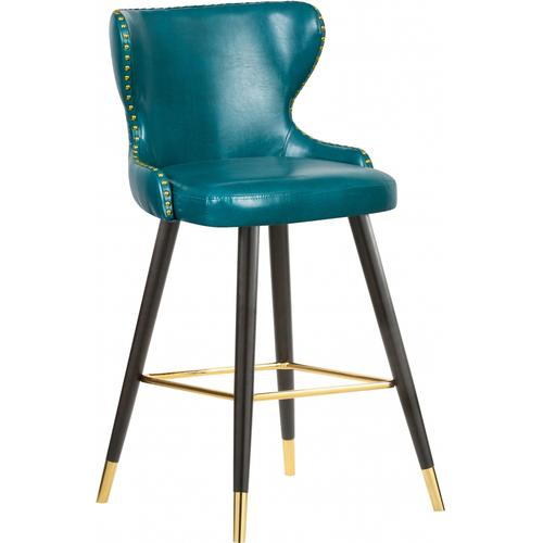"Hendrix Faux Leather Bar  Counter Stool - 20"" W x 23"" D x 40"" H"