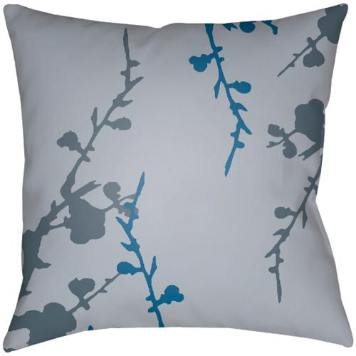"""Chinoiserie Floral CF-011 20""""H x 20""""W"""