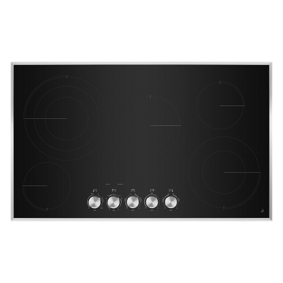 """Lustre Stainless 36"""" Electric Radiant Cooktop"""