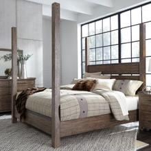 View Product - King California Poster Bed