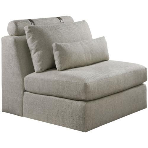 Ocean Drive Armless Chair