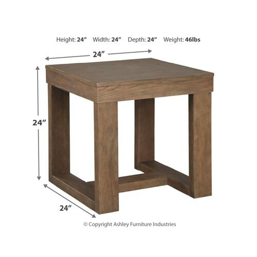 Cariton End Table