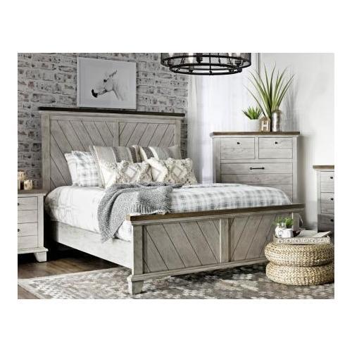 Bear Creek Queen Bed