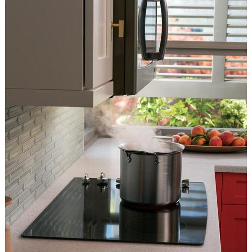 GE Appliances - GE® Series 1.9 Cu. Ft. Over-the-Range Sensor Microwave Oven