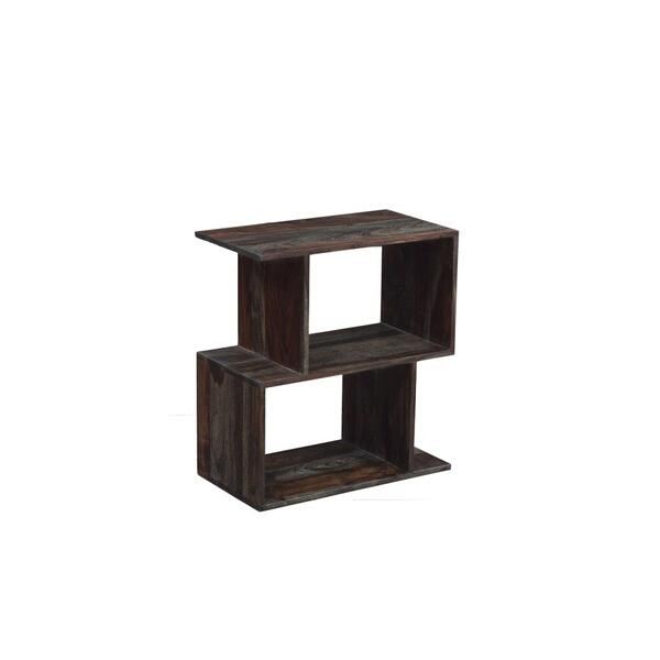 Fall River Obsidian 2 Tier Bookcase, HC4497S01