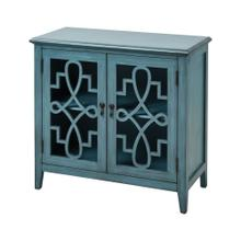 St. Raphael 2-door Cabinet In Blue