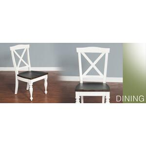 Carriage House Rectangular Extension Dining Table
