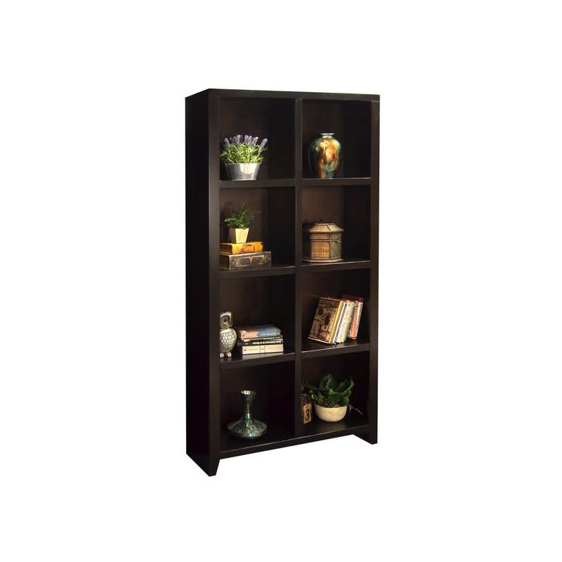 Urban Loft 8 Cubicle Bookcase