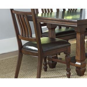 Estate Slat Back Side Chair