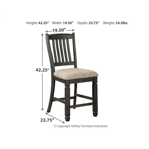 Tyler Creek Single Counter Height Bar Stool