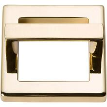 Tableau Square Base and Top 1 13/16 Inch - French Gold