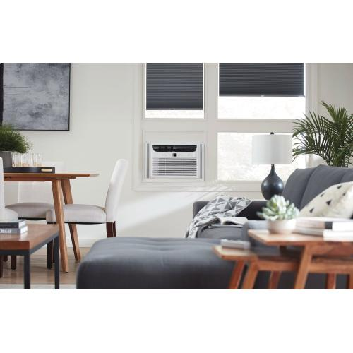 10,000 BTU Connected Window-Mounted Room Air Conditioner
