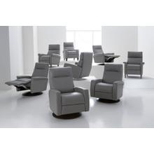 View Product - Adley Traditional Recliner Chair - American Leather