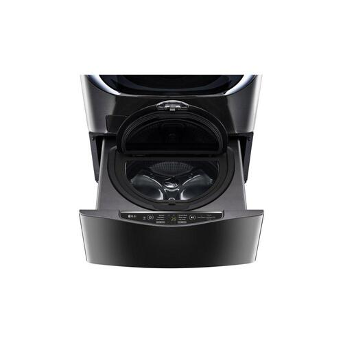 LG - 1.0 cu. ft. LG SideKick™ Pedestal Washer, LG TWINWash™ Compatible