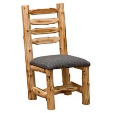 Side Chair - Natural Cedar - Standard Fabric