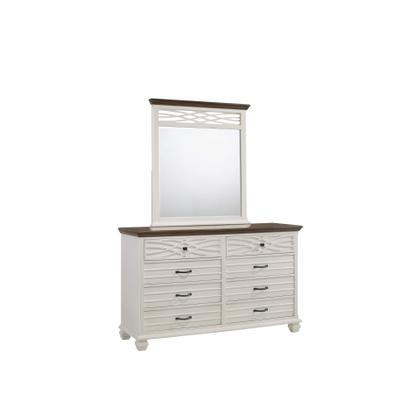 See Details - 1058 Bellebrooke White Dresser
