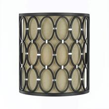 AF Lighting 8219 Wall Sconce- Oil Rubbed Bronze, 8219-2W