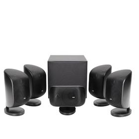 Black MT-50 Home theater system