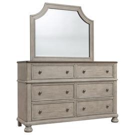 See Details - Falkhurst Dresser and Mirror