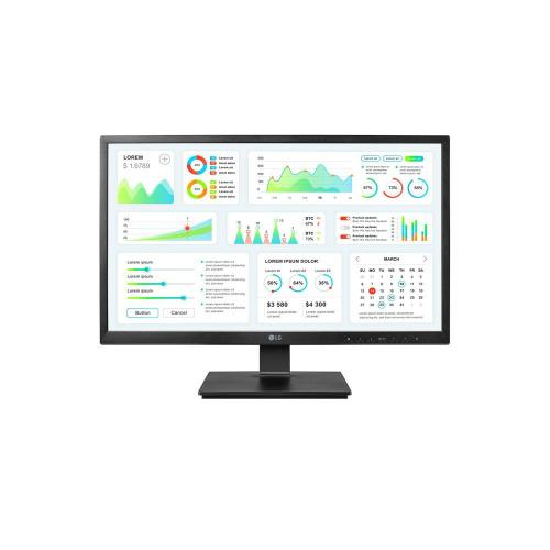 """LG - 24"""" FHD (1920x1080) IPS Zero Client with teradici TERA2321 PCoIP® Processor chipset"""