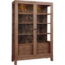 Oakmont Display Cabinet