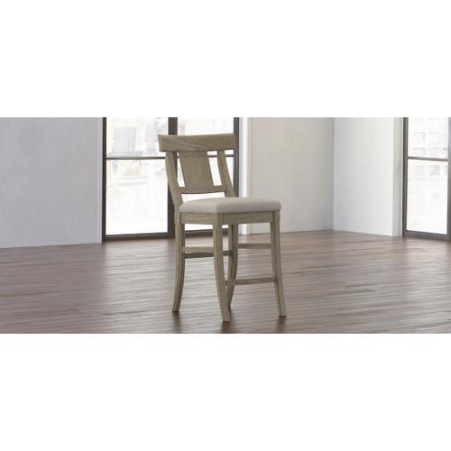 Bassett Furniture - Baxter Oak Counter Stool