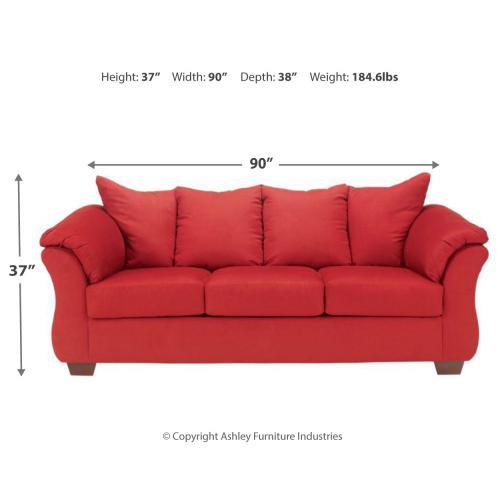 Signature Design By Ashley - Darcy Full Sofa Sleeper