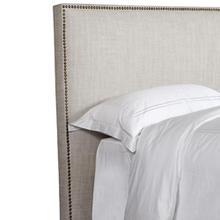 KATE - CREPE King Headboard 6/6