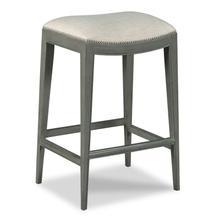 See Details - Saddle Seat Bar Stool