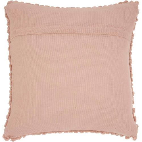 """Life Styles Dc142 Blush 20"""" X 20"""" Throw Pillow"""