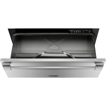 "27"" Pro Warming Drawer, Silver Stainless Steel"