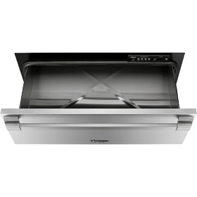 """27"""" Pro Warming Drawer, Silver Stainless Steel"""