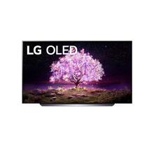 LG C1 55 inch Class 4K Smart OLED TV w/ AI ThinQ® (54.6'' Diag)