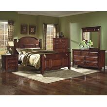 Drayton Hall 6/0 WK Bed - 7 Drwr Dresser