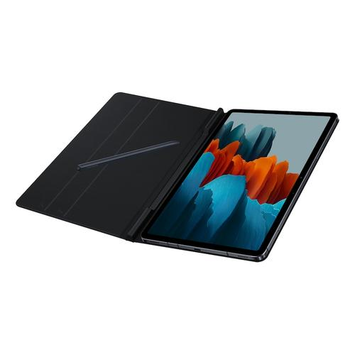 Galaxy Tab S7 Bookcover - Black
