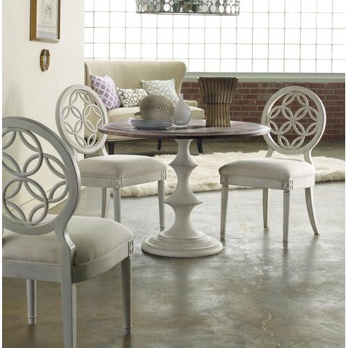 Melange Brynlee Side Chair - 2 per carton/price ea