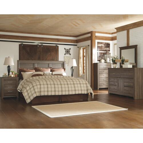 Juararo King/california King Panel Headboard