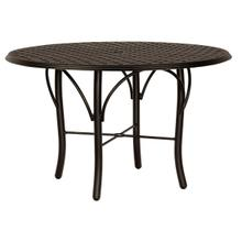 Thatch Complete Tables Round Dining Umbrella Table