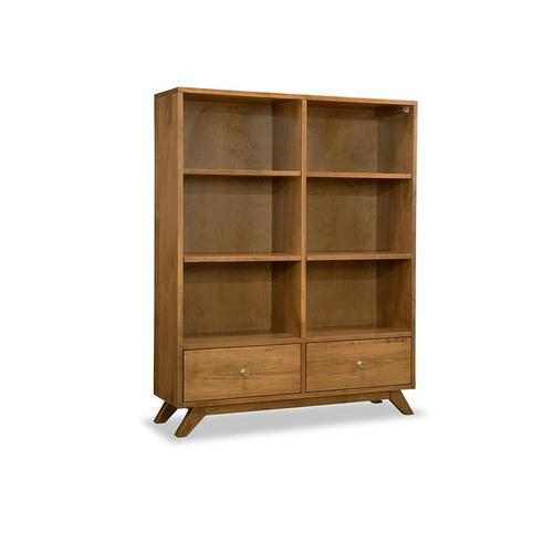 Handstone - Tribeca Bookcase with 2 Drawers