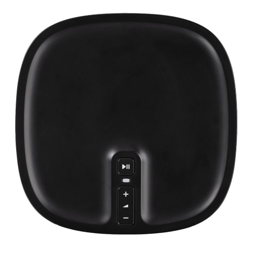 Black- The mini home speaker with mighty sound.